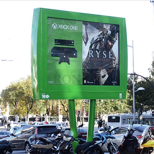 Pantalla lanzamiento XboxOne