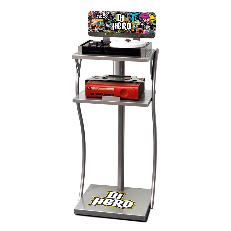 mueble DJ-Hero