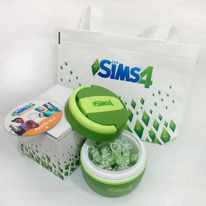 Presskit Sims4